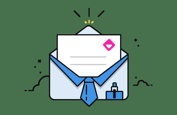 ساخت ایمیل شرکتی